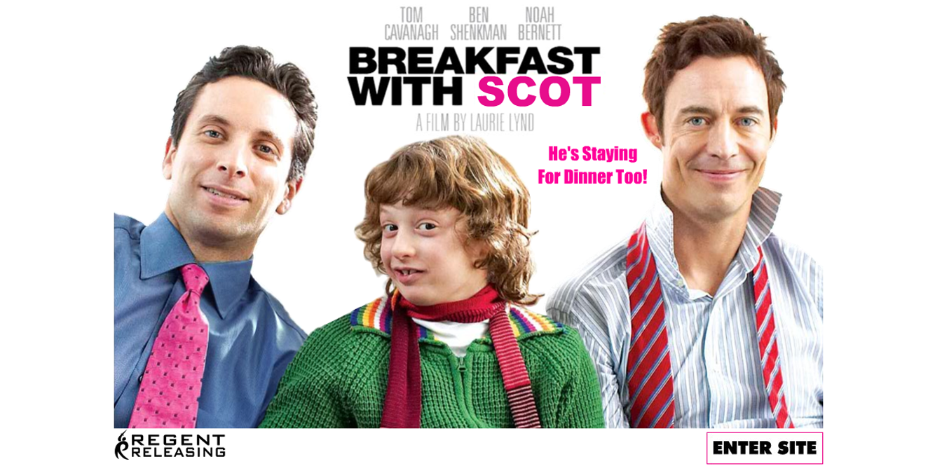 filme breakfast with scot